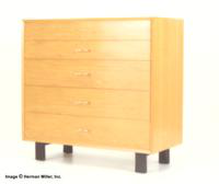 Herman Miller Chest 5 Drawers