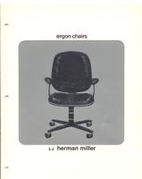 Herman Miller Ergon Chairs