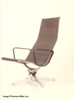 Herman Miller Reclining Chair with Arms