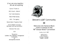 LGBT Detroit Records. Box 1, Folder 20, Scanned Documents
