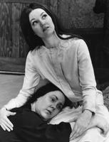 Emily Derr as Monica, Muriel Greenspon as Madame Flora