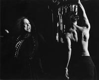 Muriel Greenspon as Madame Flora, Sal Mineo as Toby
