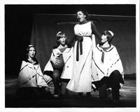 Kathleen Battle as Pamina, Richard Gordon, John Gordon, Leslie Gordon as the Three Spirits