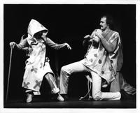 Ron Raines as Papageno, Robin Ross as the Old Woman