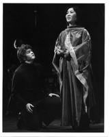 Gordon Finlay as Tamino, Keum Ja Kim as Queen of the NIght