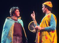 Gordon Finlay as Tamino, Ron Raines as Papageno