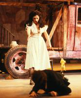Marianna Christos as Nedda, Charles Long as Tonio