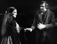 Pamela Myers as Mimi, Andreas Poulimenos as Marcello. Cast 1