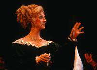 Jan Albright as Musetta. Cast 2