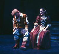 Mary Callaghan Lynchas Zerlina ;  Michael Van Engen as Masett
