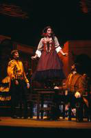 Victoria Vergara as Carmen, ensemble. Cast 1