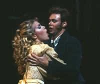 Rebecca Luker as Johanna, Stephen Lehew as Anthony Hope