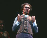 David Cryer as Sweeney Todd