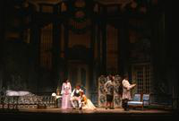 Benita Valente as Countess Almaviva, Petteri Salomaa as Figaro, Cheryl Parrish as Susanna, David Ludwig as Antonio, Andreas Poulimenos as Count Almaviva