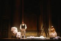 Petteri Salomaa as Figaro, Cheryl Parrish as Susanna