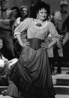Cleopatra Ciurca as Carmen. Cast 1