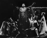Stephen O'Mara as Sheperd, ensemble