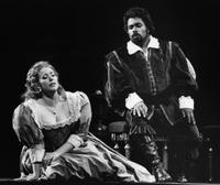 Ruth Ann Swenson as Lucia, Mark Rucker as Enrico