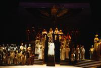 Kevin Bell as Ramfis, James Patterson asThe King, Tichina Vaughn as Amneris, ensembl