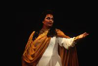 Eugenie Grunewald as Amneris