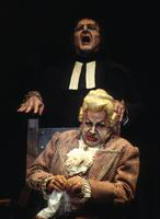 Thomas Hammons as Dr. Bartolo, Ara Berberian as Don Basilio