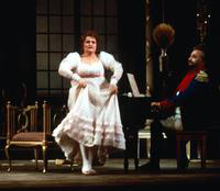 Tracy Dahl as Marie, Aaron Hunt as Hortensius