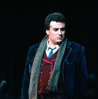 Marcello Giordani as Rodolfo. Cast 1