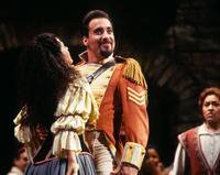 Samia Bahu as Giannetta, Richard Bernstein as Belcore, Vinson Cole as Nemorino. Cast 1