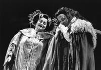 Alessandra Marc as Turandot, Richard Margison as Calaf. Cast 1