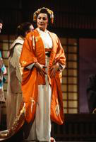 Sun Xiu Wei as Cio-Cio San. Cast 2