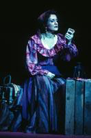 Irina Mishura as Carmen. Cast 1