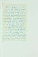 Letter from Eloy Rufs to Henry and Willis Van Riper