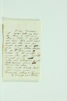 Letter from Alexander van Riper to Henry and Willis Van Riper