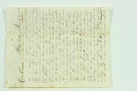 Correspodence, Letter from John A. Chase to Mr. N. Van Riper, January 1, 1853