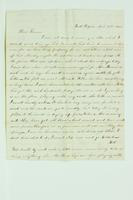 Letter from Jill to Henry, April 16, 1858