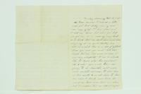 Letter from Mary Taylor to Henry A. Van Riper, February 5, [18]60