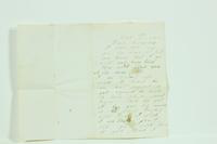 Letter from A. W. Van Riper to H. A. Van Riper, October 28, 1860