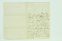 Letter from A.W. Van Riper to H. A. Van Riper, August 11, 1861