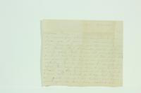 Letter from John Van Riper to Henry Van Riper October 13, 1861