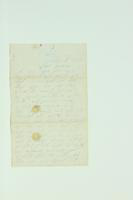 Letter from Alexander Van Riper to Henry Van Riper, October 23, 1863