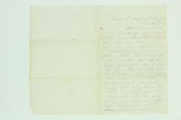 Letter from Alexander Van Riper to Henry Van Riper, December 22, 1863