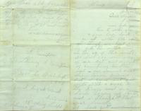 Letter from A Van Riper to Henry A Van Riper, July 25, 1864