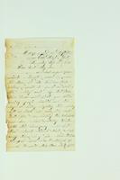 Letter from Alexander Van Riper to Henry Van Riper, September 15, 1864