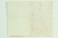 Letter from Joshua Benster to Henry, November 20, 1864
