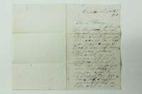 Letter from J.J. Benster to Henry, […] 28, 1865