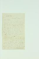 "Letter from Henry Van Riper to ""Dear Father,"" March 6, 1865"
