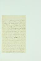 Letter from Henry Van Riper to family, March 15, 1865