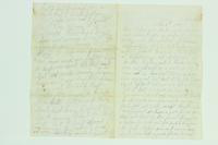 Letter from Alexander Van Riper to Henry Van Riper, April 2, 1865