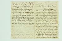 "Letter from Mark and Phebe Chase to ""Dear Nephew,"" April 23, 1865"