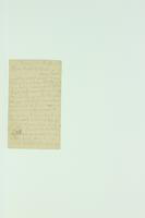 Letter from Matilda J. Monroe to Mr. Nicholas W. Van Riper, November 10, 1889